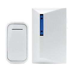 CC de la batería inalámbrica del hogar del timbre de larga distancia localizador electrónico remoto ancianos