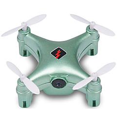 Drone WL Toys Q343 4CH 6 Eixos Com Câmera Vôo Invertido 360° Acesso à Gravação em Tempo Real Visão Posicionamento Flutuar Com Câmera