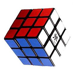 / Cube de vitesse lisse 3*3*3 / Relievers Stress / Cubes magiques Arc-en-ciel Plastique