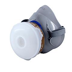 komfortabel typen silikagel støv- og gassmaske