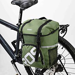 ROSWHEEL® Fahrradtasche 15LFahrrad Kofferraum Tasche/Fahrradtasche / Umhängetasche Wasserdicht / Stoßfest / tragbar Tasche für das RadPVC