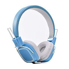 JKR JKR-112 Słuchawki (z pałąkie na głowę)ForOdtwarzacz multimedialny / tablet / Telefon komórkowy / KomputerWithz mikrofonem / DJ /