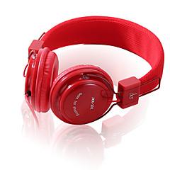 JKR JKR-101 Słuchawki (z pałąkie na głowę)ForOdtwarzacz multimedialny / tablet / Telefon komórkowy / KomputerWithz mikrofonem / DJ /