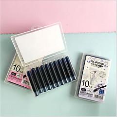 펜 펜 펜 통 잉크 색상 For 학용품 사무용품 팩