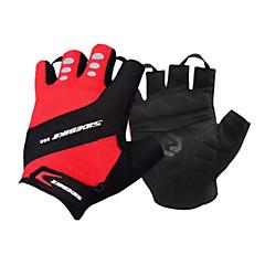 Rękawiczki sportowe Damskie Męskie Dla obu płci Cyklistické rukavice Lato Rękawice rowerowe Oddychający Odporny na wstrząsy Rozciągliwe
