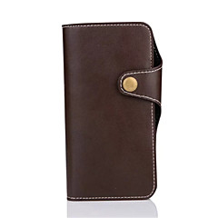 IPhone 7 7 Plus 6s 6 Plus SE 5s 5 Genuine Leather Phone Cases Card Flip Station
