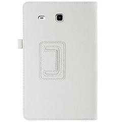 """Futerały pełne PU Leather (skóra kompozytowa) Skrzynki pokrywa Dla 9"""" Samsung"""