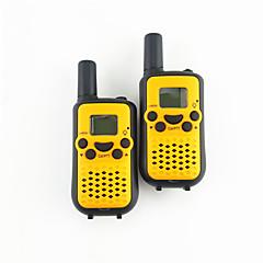 1 pár szerelmeseinek walkie-talkie kaputelefon szülő-gyermek tevékenységét mini rádió