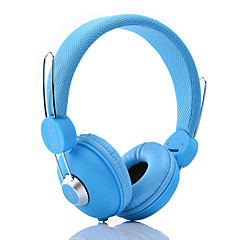 JKR 110 Headphone Stereo Sound with Microphone Compatible with Cell phones and Computers