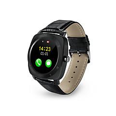 X3 Bluetooth smart watch phone Wearable Touch Screen Smart Watch w/ Pedometer - Black