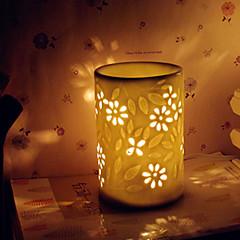 1szt ceramiki niezbędne zapach oleju Lampka dziewczyną Pamiątki
