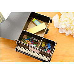 Desktop creative DIY pencil box office stationery to receive multifunctional shelf