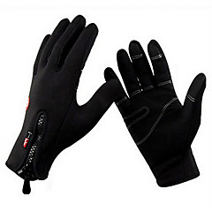Gloves Sports Gloves Unisex Cycling Gloves Spring / Autumn/Fall / Winter Bike GlovesKeep Warm / Anti-skidding / Wearproof / Wearable /