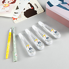 Pen Correctie Tape Pen,Kunststof Vat Inktkleuren For Schoolspullen Kantoor artikelen Pakje