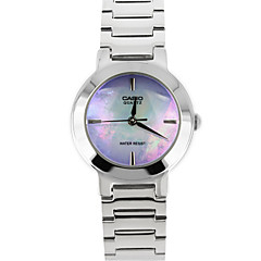 Women's Fashion Watch Quartz Water Resistant / Water Proof / Stainless Steel Band Casual Silver