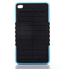 SUNWALK 8000mAh Portable Solar Charger Power Bank Shockproof USB Solar Battery Backup External Battery for Mobile Phone