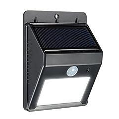 napfény urpower 8 led kültéri napelemes vezeték nélküli vízálló biztonsági mozgásérzékelő fény terasz deck udvar gardendrivewayoutside fal
