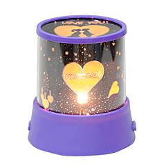 auto musik rotation førte himmel elskere nat projektor lampe indretning romantisk aften lys soveværelse lampe