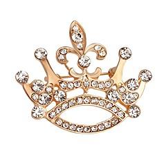 Ανδρικά Γυναικεία Καρφίτσες Μοντέρνα Κρύσταλλο Κοσμήματα Για Γάμου Πάρτι Ειδική Περίσταση Γενέθλια Καθημερινά Causal