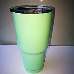 Ποτήρια Κρασιού / Κούπες Ταξιδιού 1 Ανοξείδωτο Ατσάλι, - Υψηλή ποιότητα