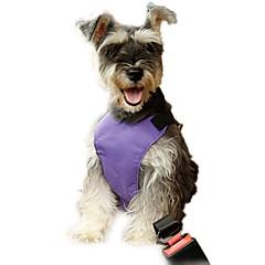 Kissat / Koirat Kaulapannat / Koiran turvavaljaat autoon / Koiran turvavaljaatSäädettävä/Sisäänvedettävä / Hengittävä / Turvallisuus /