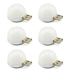 USB свет водить 5v лампу для чтения письменный стол блокнот светильник 6 шт