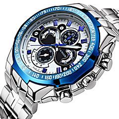 WWOOR Masculino Relógio Esportivo Relógio Elegante Relógio de Moda Relógio de Pulso relógio mecânico Automático - da corda automáticamente