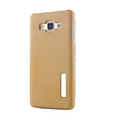 Voor Samsung Galaxy A7 (2016) a5 (2016) schokbestendige behuizing achterkant behuizing vaste kleur harde pc a8 a7 a5 a3