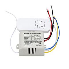 -E27 til E14-E27-Elpærer-Infrarød sensor-Fjernstyringsknap