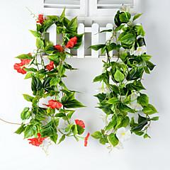 Set of 1 PCS 1 haara Polyesteri Kalla Pöytäkukka Keinotekoinen Flowers Long 90(inch)