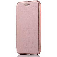 Per Custodia iPhone 7 / Custodia iPhone 6 / Custodia iPhone 5 Porta-carte di credito / Con chiusura magnetica Custodia Integrale Custodia