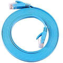 rj45 samzhe câble rj45 haute vitesse / plaqué or