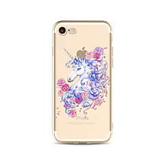 Beautiful Unicorn TPU Soft Case Cover for apple iPhone 7 7 Plus iPhone 6 6 Plus iPhone 5 5C iPhone 4