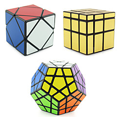 Rubik's Cube Smooth Speed Cube Alien Megaminx Skewb Speed Professional Level Magic Cube ABS
