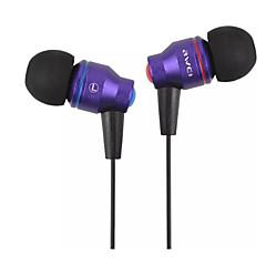 AWEI ES-800i Hörlurar (öronsnäcka)ForMediaspelare/Tablett Mobiltelefon DatorWithBruskontroll