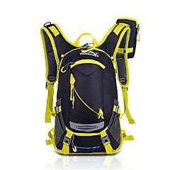 15 L Backpacker-ryggsäckar Cykling Ryggsäck ryggsäck Klättring Fritid Sport Cykling/Cykel Camping & Vandring ResaVattentät