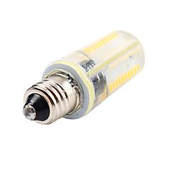 5W E11 Żarówki LED kukurydza T 80 SMD 3014 450 lm Ciepła biel / Zimna biel Ściemniana / Dekoracyjna AC 220-240 / AC 110-130 V 1 sztuka