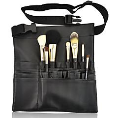 przenośne pędzlem do makijażu 22pockets przypadku fartuch torba z uchwytem na pasek Pasek kosmetyczne przechowywania Brush Tool box