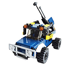 Actionfigurer og kosedyr / Byggeklosser for Gift Byggeklosser Modell- og byggeleke Tank / Kriger / Robot ABS5 til 7 år / 8 til 13 år / 14
