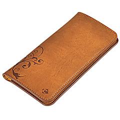 Cornmi til universal iphone samsung haiwei kortspor vintage læder universelle tegnebog taske sag htc lg sony