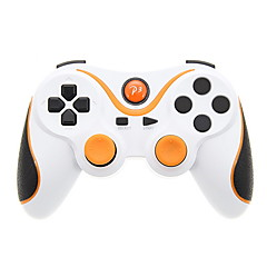 DoubleShock 3 sem fio Bluetooth SIX AXIS controlador para PS3