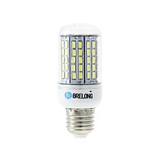 BRELONG 18W E14 / E26/E27 / B22 LED Corn Lights 96 SMD 5730 1500 lm Warm White / Cool White AC 220-240 V 1 pcs