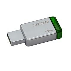 Kingston 16gb usb 3.1-data rejsende 50, 30 MB / s læse, 5 MB / s skrive (DT50 / 16gb)