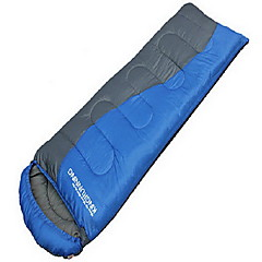 Sleeping Bag Garment Single 20 Polyester 1800g 180X70 Camping / TravelingMoistureproof/Moisture Permeability / Breathability / Dust Proof