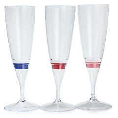 1st Colormix ledde champagneglas kopp bägare ledde nattlampa för fest / bröllop / fest / KTV / home / bar