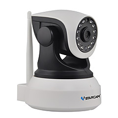 VStarcam 1.0 MP Indoor with IR-suodatin 128(Day Night Motion Detection Dual Stream Remote Access IR-leikkaus Plug and play) IP Camera