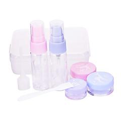 beleza garrafas garrafas vazias de cosméticos sub - garrafas de garrafas de plástico de garrafas de pressão de pulverização garrafa suíte