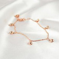 Kadın Ayak bileziği/Bilezikler alaşım Moda sevimli Stil kostüm takısı Mücevher Uyumluluk Parti Günlük