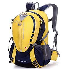 30 L Yürüyüş Çantaları Seyahat Duffel sırt çantası Seyahat Çantası Serbest Sporlar Seyahat Koşma Su Geçirmez Nemgeçirmez Çok Fonksiyonlu