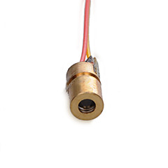 High Quality Laser Diode Laser 3 v Brass Metal Shell Laser of 650 nm
